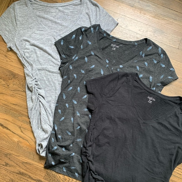 3 pack of Maternity T-shirts